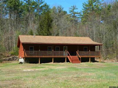 Albany County, Saratoga County, Schenectady County, Warren County, Washington County Single Family Home For Sale: 2978 Schroon River Rd