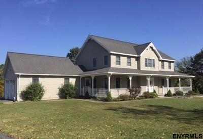 Poestenkill Single Family Home For Sale: 12 Grandview Dr