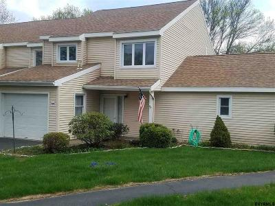 Saratoga Springs NY Single Family Home For Sale: $285,000