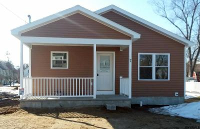 Hudson Falls NY Single Family Home For Sale: $174,900