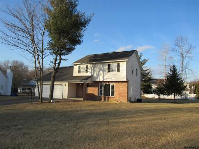 Albany County Single Family Home For Sale: 7 Shamrock Cir