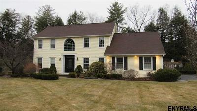 Wilton Single Family Home For Sale: 21 Brookside Dr