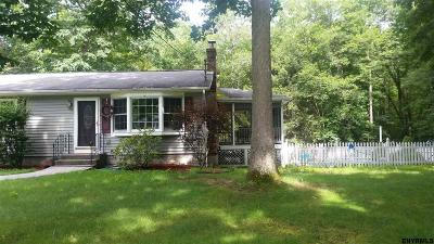 Clifton Park Single Family Home For Sale: 20 Ashdown Rd