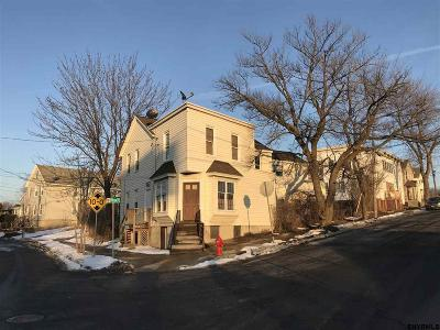 Schenectady Multi Family Home For Sale: Confidential