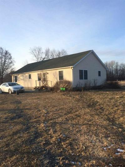 Rensselaer County Single Family Home For Sale: 273 Clove Rd
