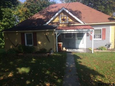 Gloversville NY Single Family Home For Sale: $119,900