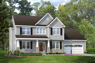 Halfmoon Single Family Home For Sale: 2i Copper Ridge Dr
