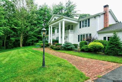 Saratoga County Single Family Home For Sale: 19 Wright Rd