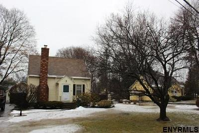 Glenville Single Family Home For Sale: 71 Swaggertown Rd