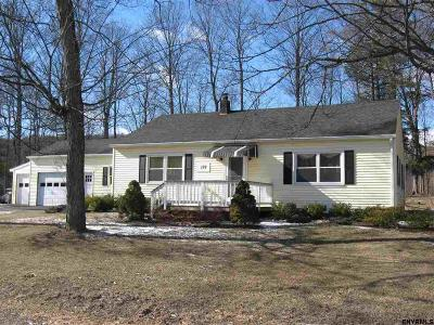 New Scotland Single Family Home For Sale: 159 North Rd