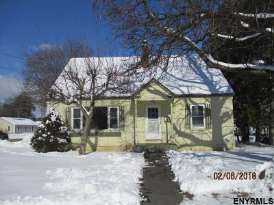 Saratoga County Single Family Home For Sale: 19 Charles St