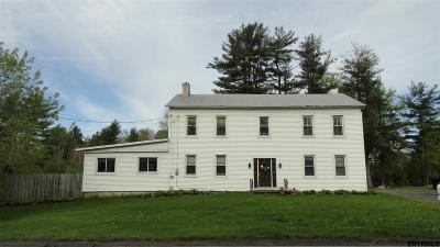 Rensselaer County Single Family Home For Sale: 919 State Route 40