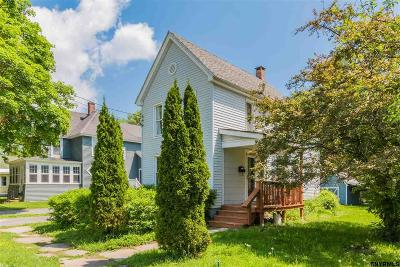 Johnstown Single Family Home For Sale: 314 Wells St