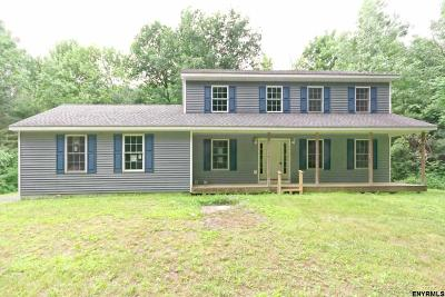 Rensselaer County Single Family Home For Sale: 715 South Schodack Rd