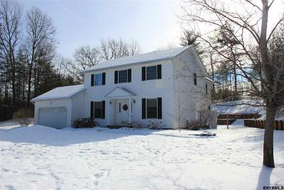 Single Family Home Sold: 1 Canfield Ct