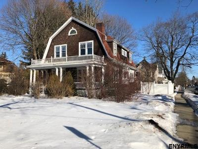 Gloversville NY Single Family Home For Sale: $50,000