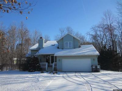 Malta Single Family Home For Sale: 126 Eastline Rd