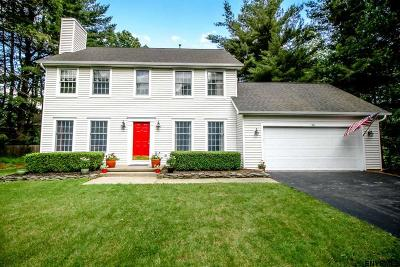 Wilton Single Family Home For Sale: 26 Brookside Dr