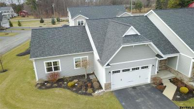 Rensselaer County Single Family Home For Sale: 27 Guiliana Circle