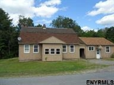 Saratoga County Two Family Home For Sale: 22 1st St