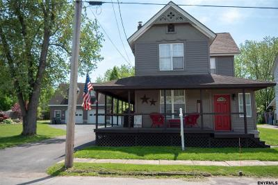 Fultonville Single Family Home For Sale: 54 Union St