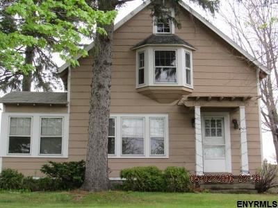 Niskayuna Single Family Home For Sale: 3801 State St