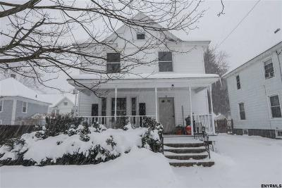 Gloversville Single Family Home For Sale: 5 Walnut St