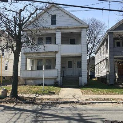 Troy Two Family Home For Sale: 31 North Lake Av