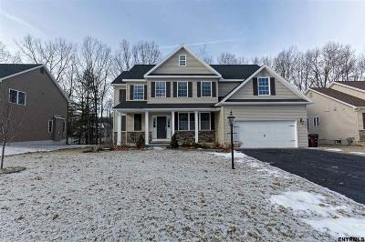 Clifton Park Single Family Home For Sale: 15 Heritage Pointe Dr