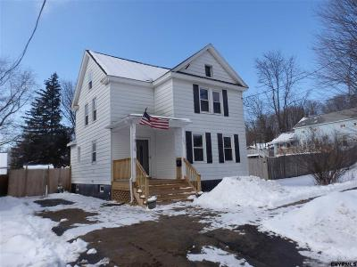 Ballston Spa Single Family Home For Sale: 385 Milton Av
