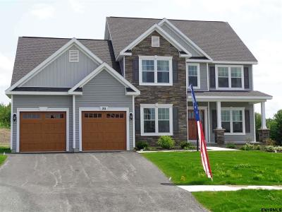 Halfmoon Single Family Home For Sale: Lot 12 Victor Dr