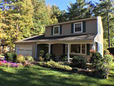 Wilton Single Family Home For Sale: 371 Northern Pines Rd
