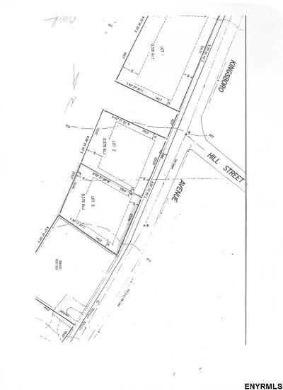 Gloversville Residential Lots & Land For Sale: 0-0 South Kingsboro Av