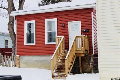 Troy Single Family Home Price Change: 794 4th Av