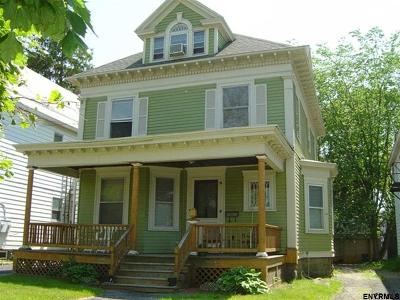 Schenectady Multi Family Home For Sale: 1506 Union St