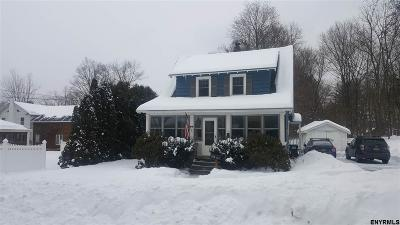 Saratoga County Rental For Rent: 101 Columbia Ave Ext