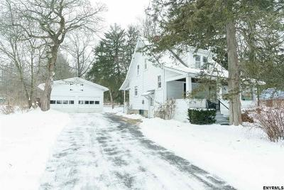 Rotterdam Single Family Home For Sale: 1657 Main St