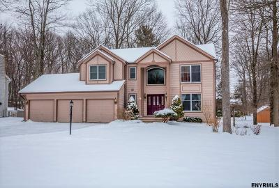 Clifton Park Single Family Home For Sale: 4 Judith Dr