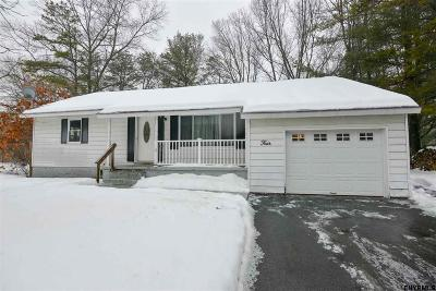 Saratoga County Single Family Home For Sale: 4 Briarwood Dr