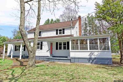 Niskayuna Single Family Home For Sale: 630 St Davids La