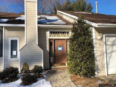 Clifton Park, Malta, Ballston Spa, Ballston Single Family Home For Sale: 8 Green Meadow Dr
