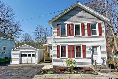 Ballston Spa Single Family Home For Sale: 167 Maple Av