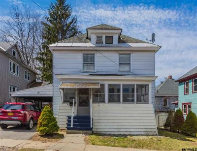 Gloversville Single Family Home For Sale: 86 South Judson St