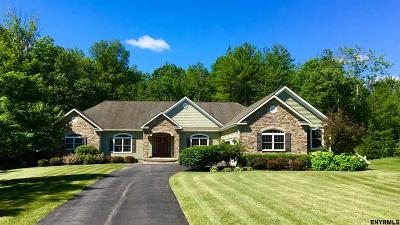 Saratoga County Single Family Home For Sale: 8 Tipperary Way