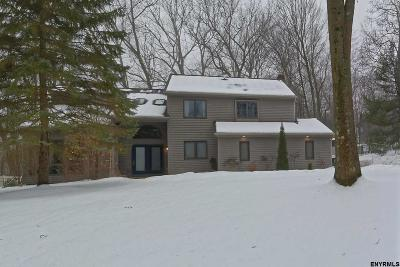 Clifton Park Single Family Home For Sale: 6 Newport Dr