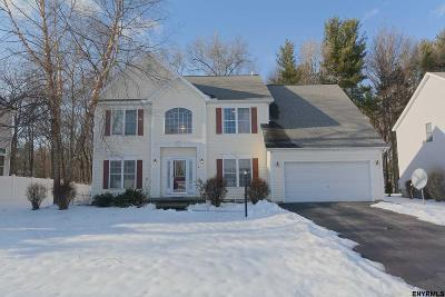 Clifton Park Single Family Home For Sale: 4 Cathywood Ct