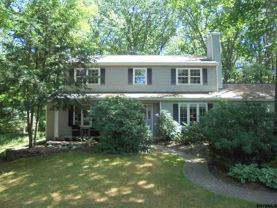 Saratoga Springs NY Single Family Home For Sale: $419,000