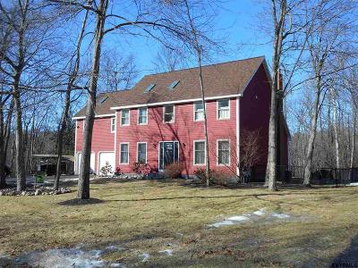 Schenectady County Single Family Home For Sale: 783 Avon Crest Blvd