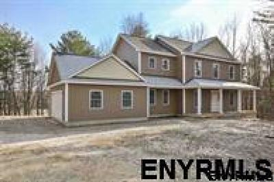 Rensselaer County Single Family Home For Sale: 270 Poyneer Rd