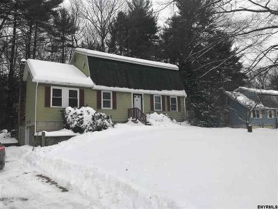 Saratoga County Rental For Rent: 9 Hemlock Dr